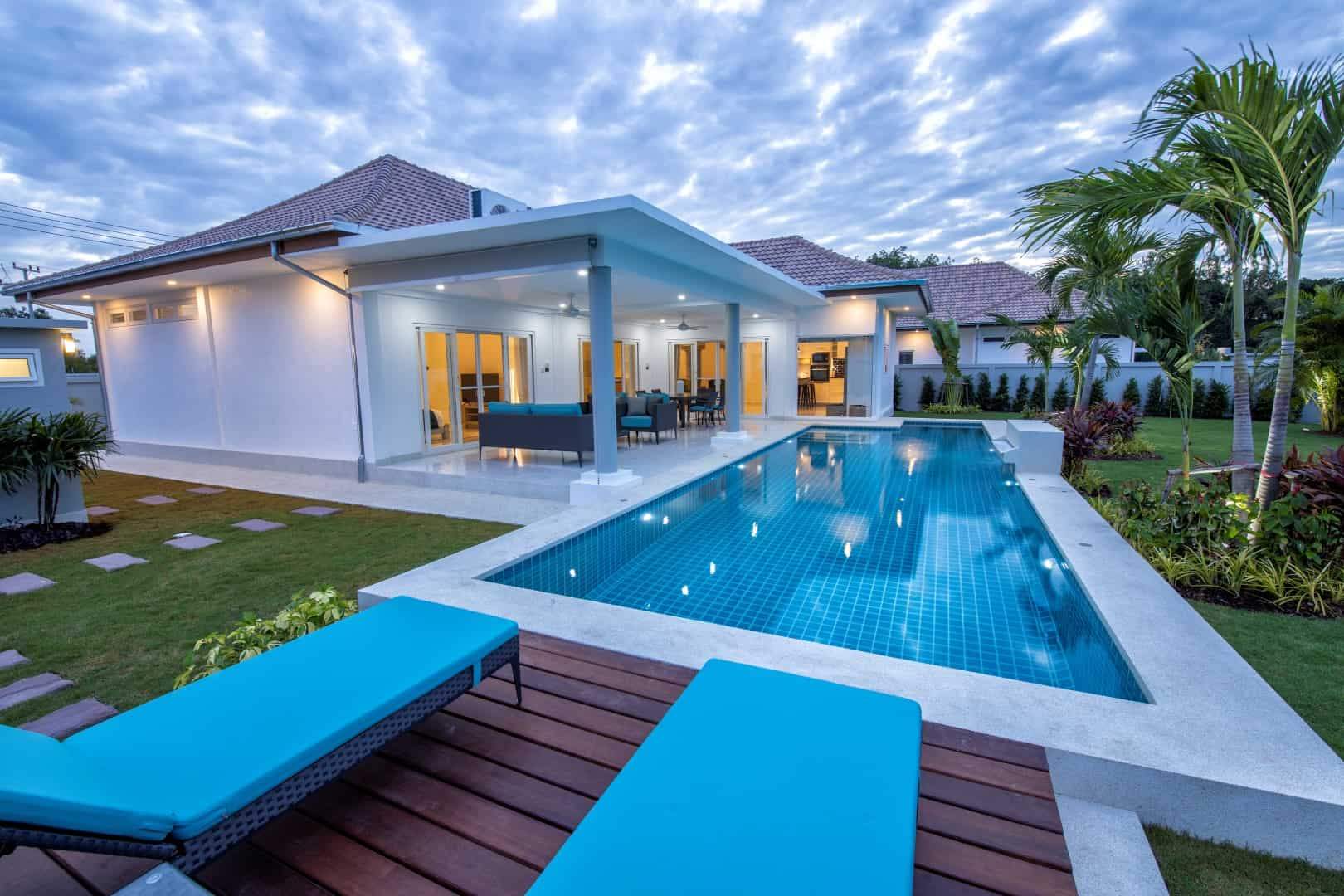 Mali Signature by Orchid Palm Homes, Hua Hin, Thailand – Update March 2020